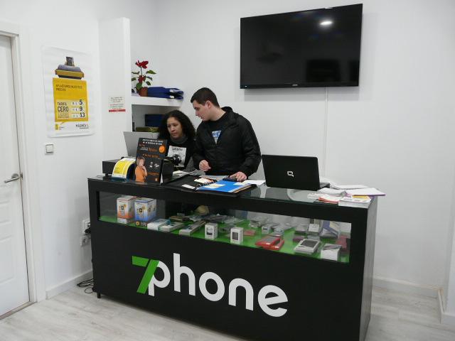 Tienda 7Phone Benimaclet